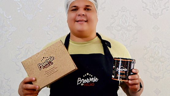 Brownie do BBzão: Conheça a maior empresa de brownies de Duque de Caxias